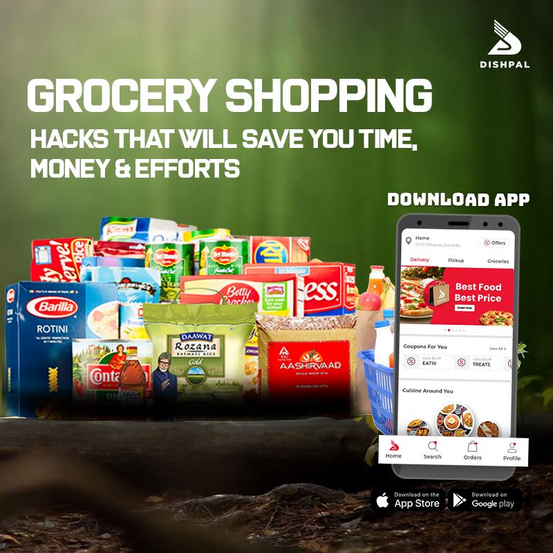 surrey online grocery app